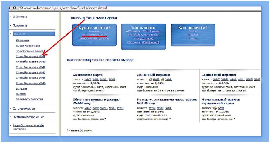 Как сделать шаблон в вебмани